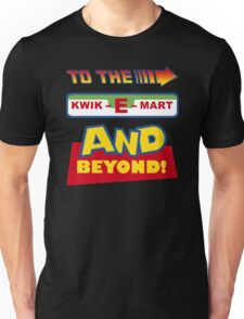 To The Kwik-E-Mart T-Shirt
