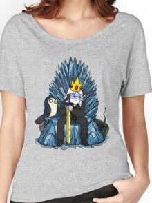 Nuclear Winter is Coming Women's Relaxed Fit T-Shirt