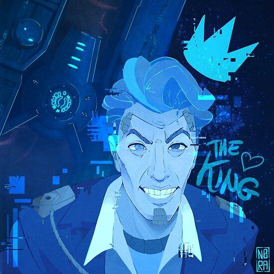 The King Handsome Jack by n0rara