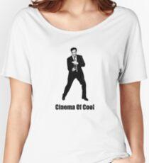 Cinema Of Cool - Tarantino Loose Fit T-Shirt