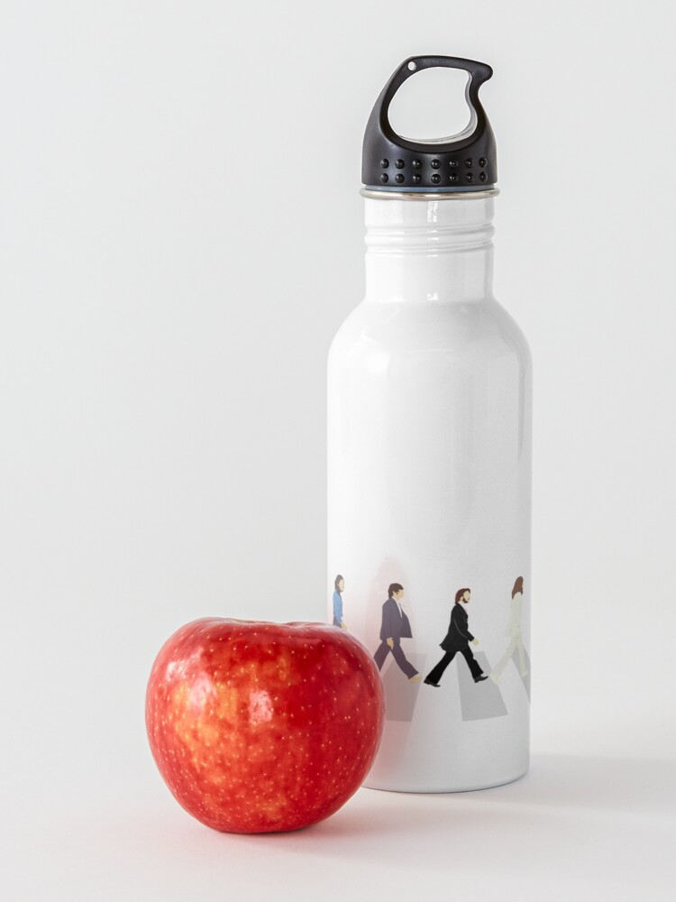 Alternate view of The Beatles Abbey Road Water Bottle