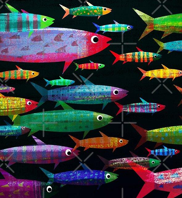 Fische von tonyneal
