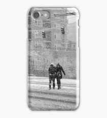 Snow Lovers iPhone Case/Skin