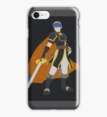 Marth (Black) - Super Smash Bros. iPhone Case/Skin