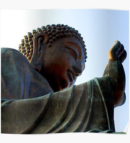 The Big Buddha Poster