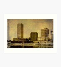 Milwaukee © Art Print