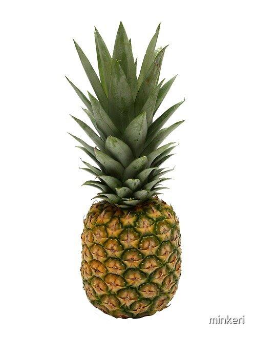 pineapple  by minkeri