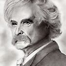 Mark Twain by Michael Todd