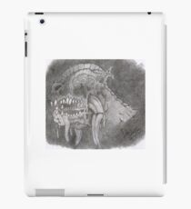 Monsters on the Mind iPad Case/Skin