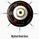 Heart beats bass (bigger) by darkrain326