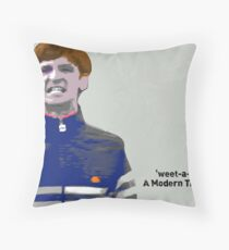 'Weet-a-bex' Throw Pillow