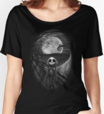 The Scream Before Christmas Women's Relaxed Fit T-Shirt