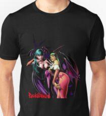 Morrigan Darkstalkers T-Shirt