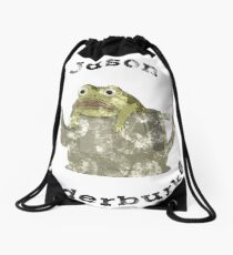 Jason Funderburker Drawstring Bag