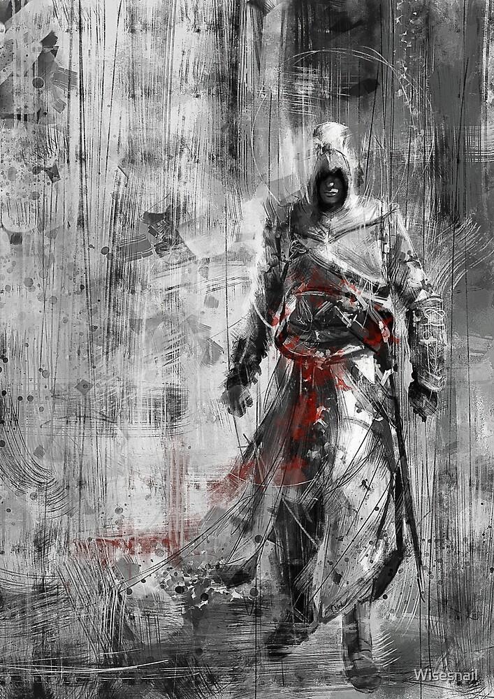 Altaïr by Wisesnail