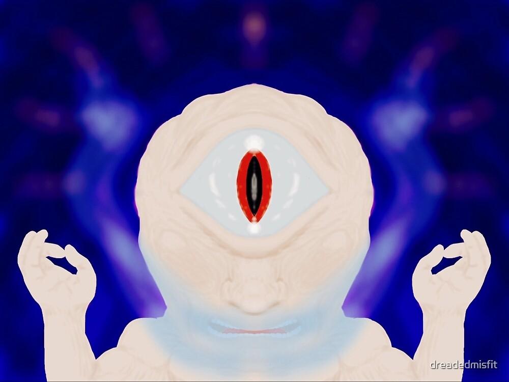 Digital Meditation by dreadedmisfit