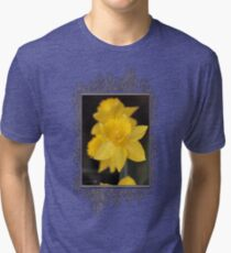 Daffodil named Exception Tri-blend T-Shirt
