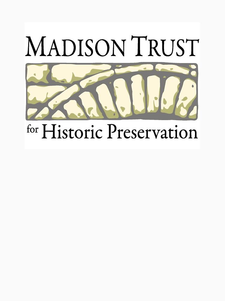 Madison Trust for Historic Preservation Logo by MadisonTrust