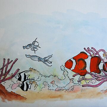 The Clownfish by treborbob