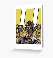 Borderlands Join Hyperion Greeting Card