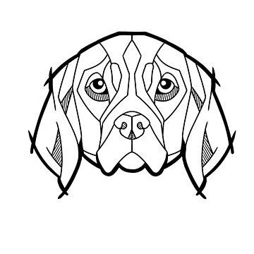 The Beagle by FatLizardStudio