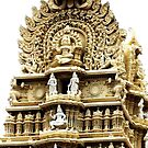 Temple Carving by nasera
