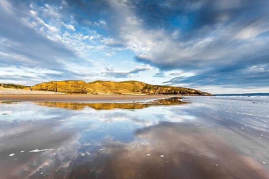 Dunraven Bay, Glamorgan Heritage Coast by Heidi Stewart