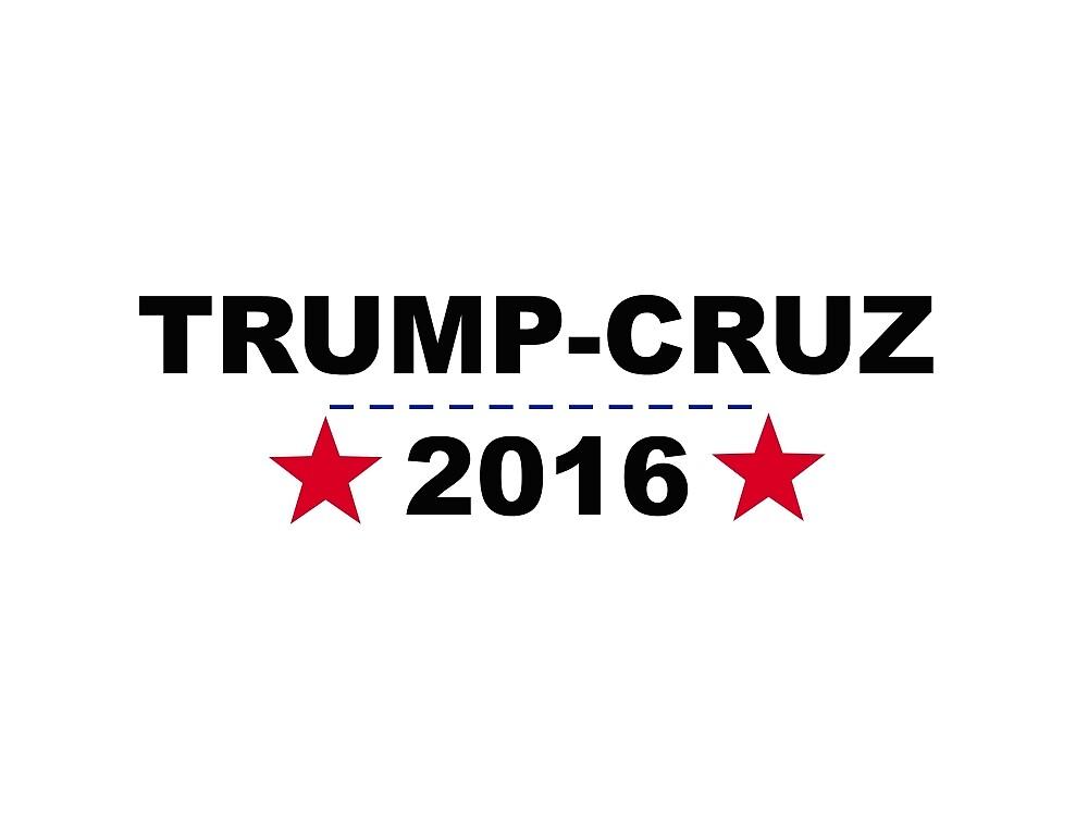 Trump-Cruz 2016 by motivateme