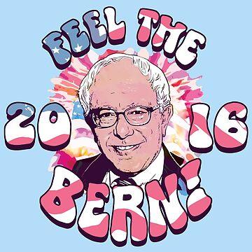 Bernie Sanders Feel The Bern by Election2016