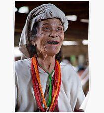 Happy Padaung Senior Poster