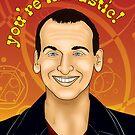 You're FANTASTIC! by rachelleabellar