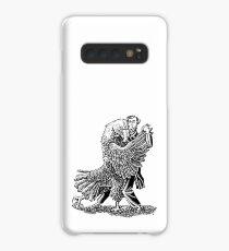 Alexis DeToqueville tangos with an American Eagle Case/Skin for Samsung Galaxy