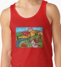 Camiseta de tirantes Magia de otoño