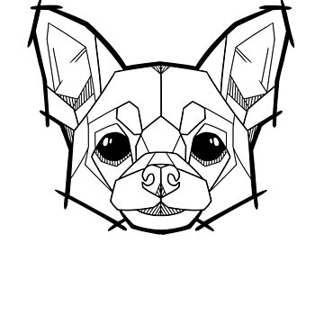 The Chihuahua by FatLizardStudio
