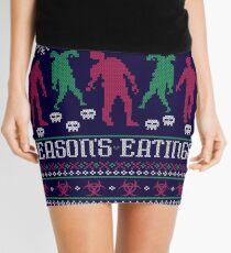 Season's Eatings Mini Skirt