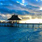 Amazing Sunrise - Maldives by Aurora Vaz