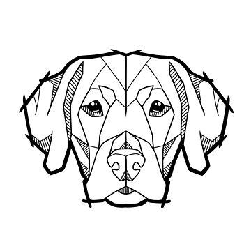 The Labrador by FatLizardStudio