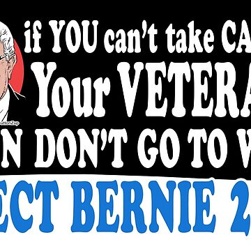 Bernie Sanders for Our Veterans 2016 by Election2016