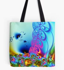 Flowers, Butterflies and Lace  Tote Bag