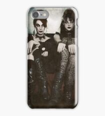 Sisters of the Sinister iPhone Case/Skin
