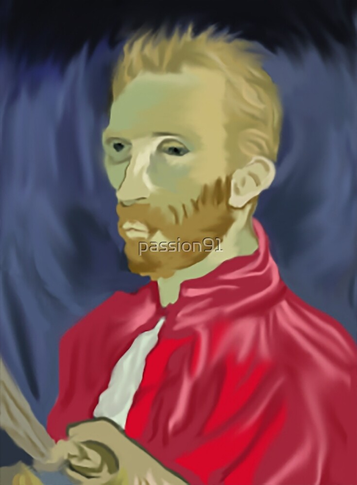 Vincent Gogh by passion91