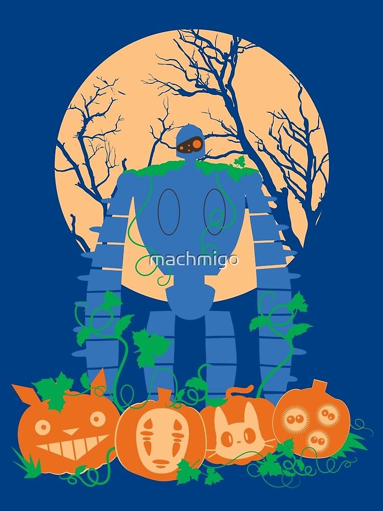 Night Harvest by machmigo