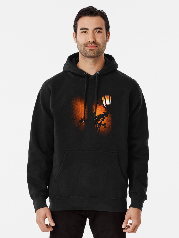 Alternate view of Lantern, its light and shadow (T-Shirt & iPhone case) Pullover Hoodie