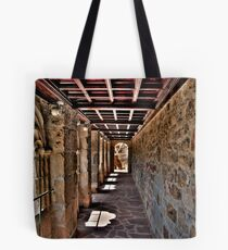 Castle gallery (Manzanares el Real) Tote Bag