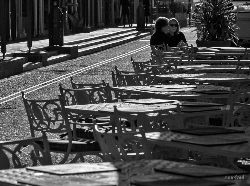 Table for two by awefaul
