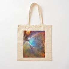 Orion Nebula Space Galaxy, RBSSG Cotton Tote Bag