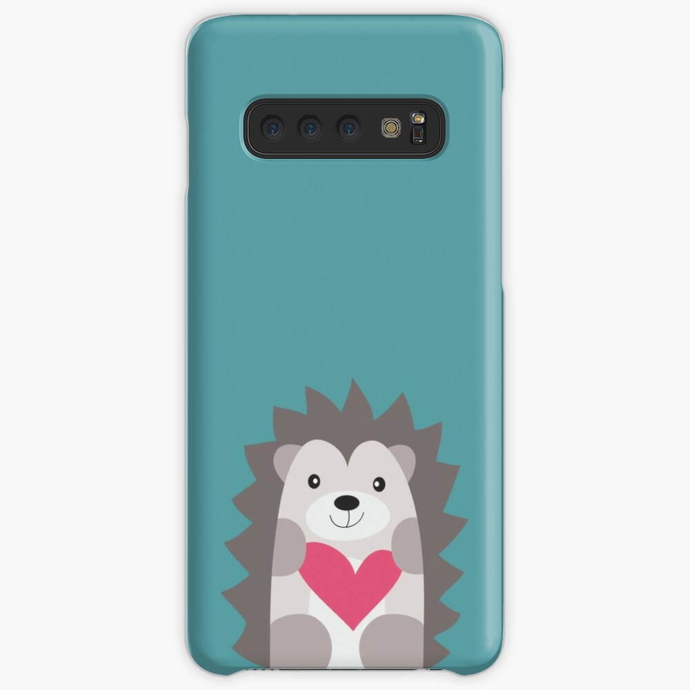 Hedgehog Case & Skin for Samsung Galaxy