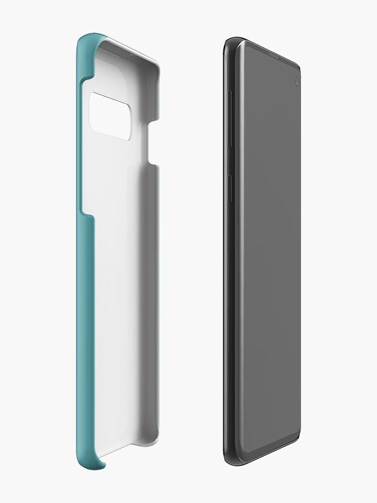 Alternate view of Hedgehog Case & Skin for Samsung Galaxy