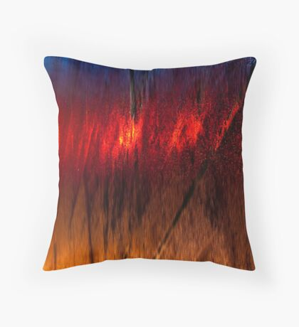 light_reflections #1 Throw Pillow