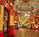 The Dome - Leadenhall Market Series - London - HDR by Colin  Williams Photography